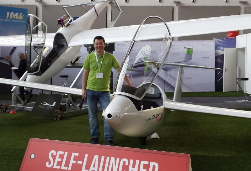 Silent auf der Aero 2014