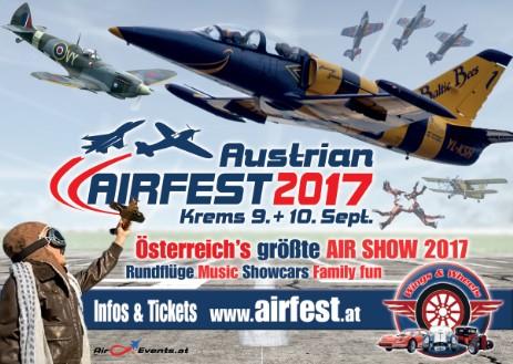 Die Silent 2 Electro wird am Airfest 2017 dabei sein!